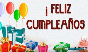 Vídeo de imágenes bonitas para un cumpleaños feliz