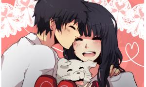 Animes de amor para felicitar a alguien